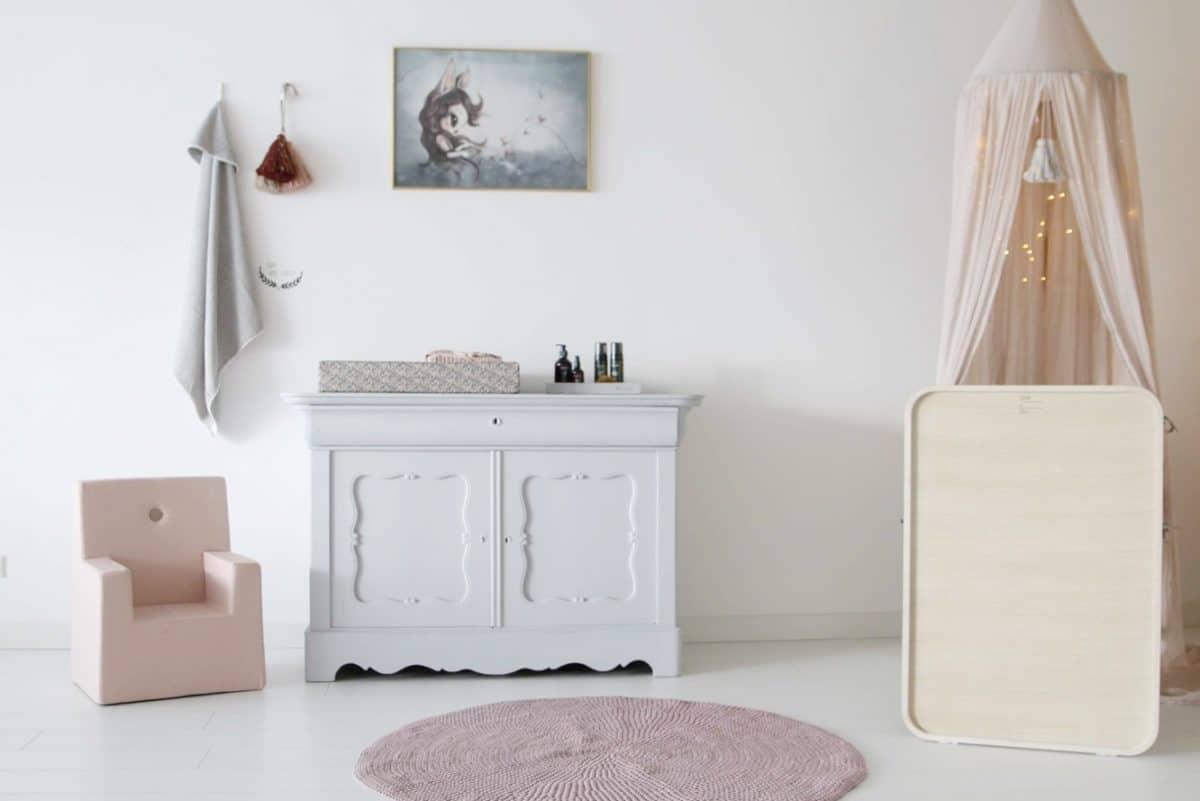 Unieke meubels voor in de babykamer