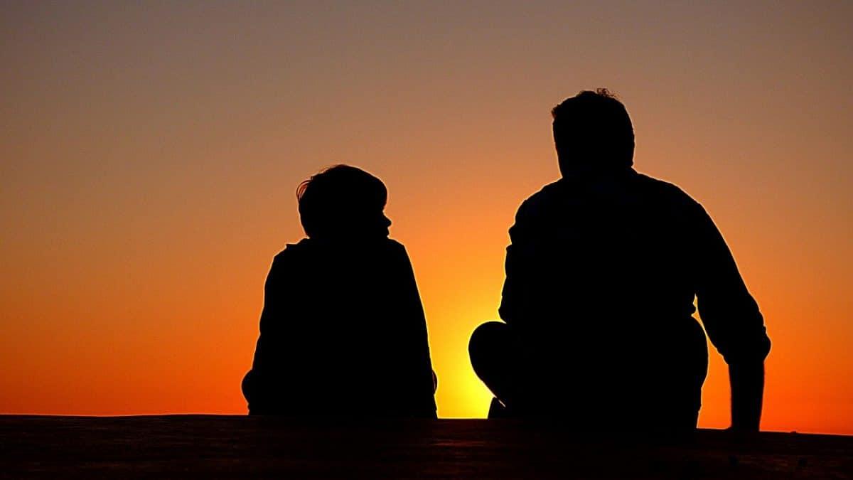 Wat elk kind wil: Een hippe vader